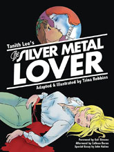 Image: Silver Metal Lover GN  (regular cover - Trina Robbins) - It's Alive