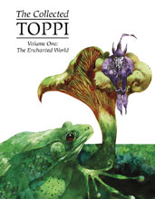 Image: Collected Toppi Vol. 01: Enchanted World HC  - Lion Forge