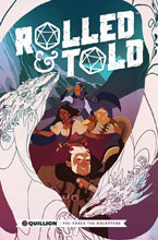 Image: Rolled & Told #5 - Lion Forge