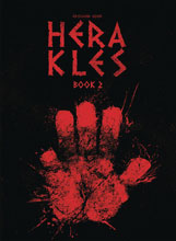 Image: Herakles Book 02 HC  - Lion Forge