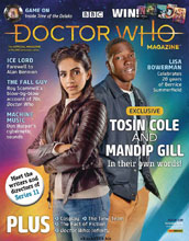 Image: Doctor Who Magazine #534 - Panini Publishing Ltd
