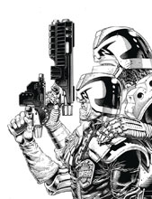 Image: 2000 A.D. Pack  (January 2019) - Rebellion / 2000AD