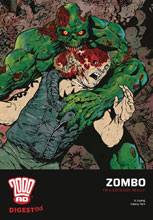 Image: 2000 A.D. Digest: Zombo SC  - Rebellion / 2000AD