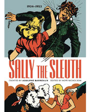 Image: Sally the Sleuth SC  (Color edition) - Renegade Arts Entertainment