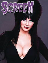 Image: Screem #36 (newsstand cover) - Screem