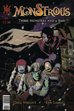 Image: Monstrous #3 - Source Point Press