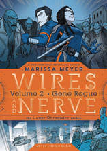 Image: Wires and Nerve Vol. 02 Gone Rogue GN SC  - Square Fish