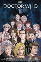 Image: Doctor Who: The 13th Doctor #0 (variant cover - NYCC) - Titan Comics