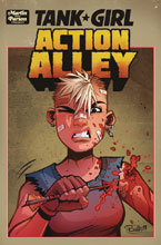 Image: Tank Girl: Action Alley #2 (cover A - Parson) - Titan Comics