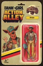 Image: Tank Girl: Action Alley #2 (cover B - Action Figure) - Titan Comics