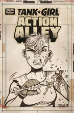Image: Tank Girl: Action Alley #2 (cover C - Artist) - Titan Comics