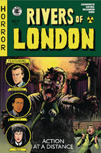 Image: Rivers of London #4 (Action at a Distance) - Titan Comics
