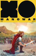 Image: X-O Manowar [2017] #23 (cover D incentive - Interlocking) (20-copy) - Valiant Entertainment LLC