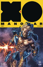 Image: X-O Manowar  [2017] Vol. 06: Agent SC - Valiant Entertainment LLC