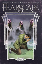 Image: Fearscape #4 (cover A - Mutti) - Vault Comics