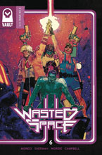 Image: Wasted Space #6 - Vault Comics
