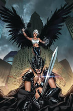 Image: Black Knight #4 (cover A - Riveiro) - Zenescope Entertainment Inc