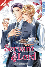 Image: Servant & Lord Manga Vol. 01 GN  - Tokyopop