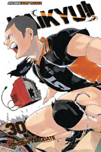 Image: Haikyu!! Vol. 30 GN  - Viz Media LLC