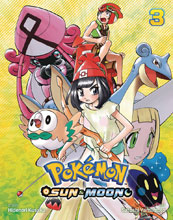Image: Pokemon: Sun & Moon Vol. 03 SC  - Viz Media LLC