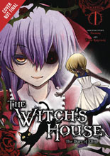 Image: Witch's House: Diary of Ellen Vol. 01 GN  - Yen Press