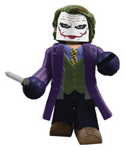Image: DC Comics Vinimate: Batman Dark Knight - Joker  - Diamond Select Toys LLC