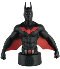 Image: DC Batman Universe Bust Collectible #19 (Batman Beyond) - Eaglemoss Publications Ltd