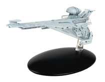 Image: Star Trek Starships Figure Magazine #142 (Promellian Battle Cruiser) - Eaglemoss Publications Ltd