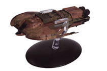 Image: Star Trek Starships Figure Magazine #143 (Merchantman) - Eaglemoss Publications Ltd