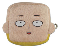 Image: One Punch Man Coin Purse: Saitama Cube  - Great Eastern Entertainment