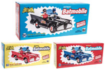 Image: DC Retro Style Batmobile Assortment  - Figures Toy Company