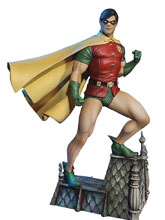 Image: Batman Maquette: Super Powers - Robin  - Tweeterhead
