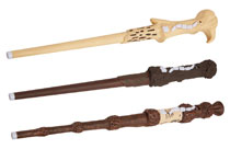 Image: Harry Potter Wizard Feature Wand Wv1 Assortment  - Jakks Pacific
