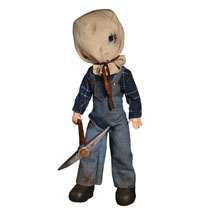 Image: LDD Friday the 13th Part II Doll: Jason Voorhees  - Mezco Toys
