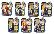 Image: Avengers 6-Inch Action Figure w/Infinity Stone Assortment 201802  - Hasbro Toy Group