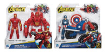 Image: Avengers Deluxe 6-Inch Action Figure Assortment 201801  - Hasbro Toy Group