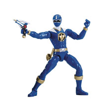 Image: Power Rangers Legacy Dino Thunder Blue Ranger 6-Inch Action Figure Case  - Bandai America