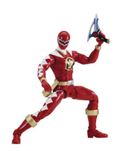 Image: Power Rangers Legacy Dino Thunder Red Ranger 6-Inch Action Figure Case  - Bandai America