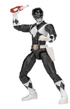 Image: Power Rangers Legacy Mmpr Black Ranger 6-Inch Action Figure Case  - Bandai America