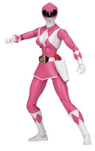 Image: Power Rangers Legacy Mmpr Pink Ranger 6-Inch Action Figure Case  - Bandai America