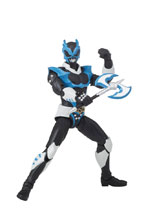 Image: Power Rangers Legacy Psycho Blue Ranger 6-Inch Action Figure Case  - Bandai America