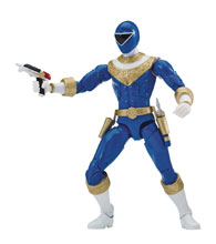 Image: Power Rangers Legacy Zeo Blue Ranger 6-Inch Action Figure Case  - Bandai America