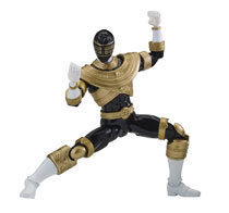 Image: Power Rangers Legacy Zeo Gold Ranger 6-Inch Action Figure Case  - Bandai America