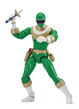 Image: Power Rangers Legacy Zeo Green Ranger 6-Inch Action Figure Case  - Bandai America