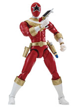 Image: Power Rangers Legacy Zeo Red Ranger 6-Inch Action Figure Case  - Bandai America