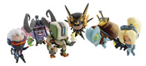 Image: Blizzard Cute But Deadly Series 2 Deluxe Vinyl Figure 12-Piece Display  - Ucc Distributing