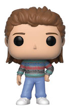 Image: Pop! Married with Children Vinyl Figure: Bud Bundy  - Funko