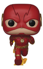 Image: Pop! TV Vinyl Figure: Arrowverse - Flash  - Funko