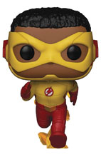 Image: Pop! TV Vinyl Figure: Arrowverse - Kid Flash  - Funko