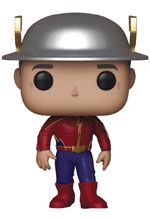 Image: Pop! TV Vinyl Figure: Arrowverse - Flash  (Jay Garrick) - Funko